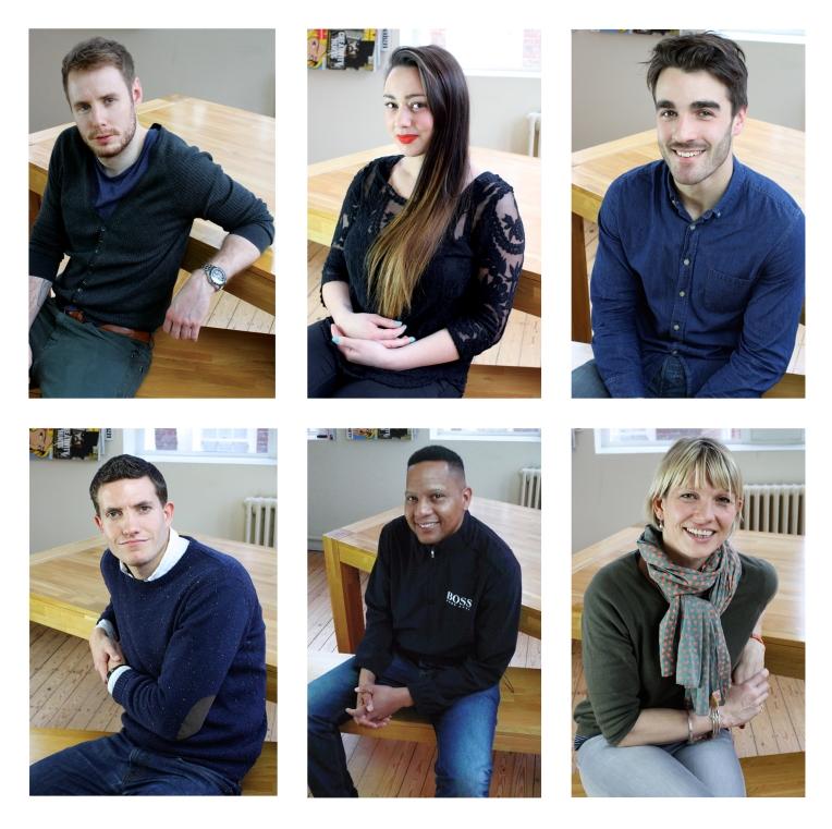 portraits dna 2014