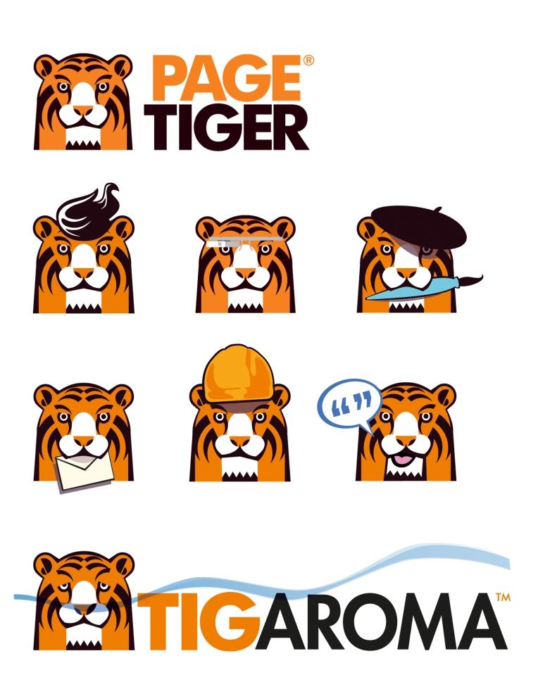 tiger logofre