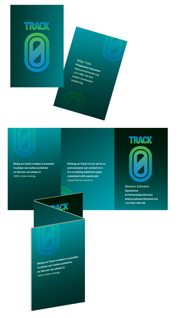 Track 0 bus cards