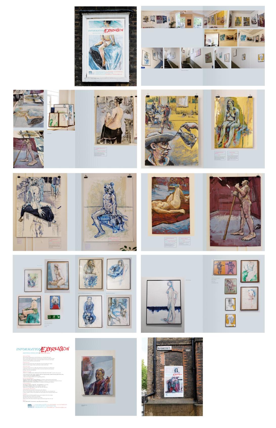 Trevor Exhibition catalogue port