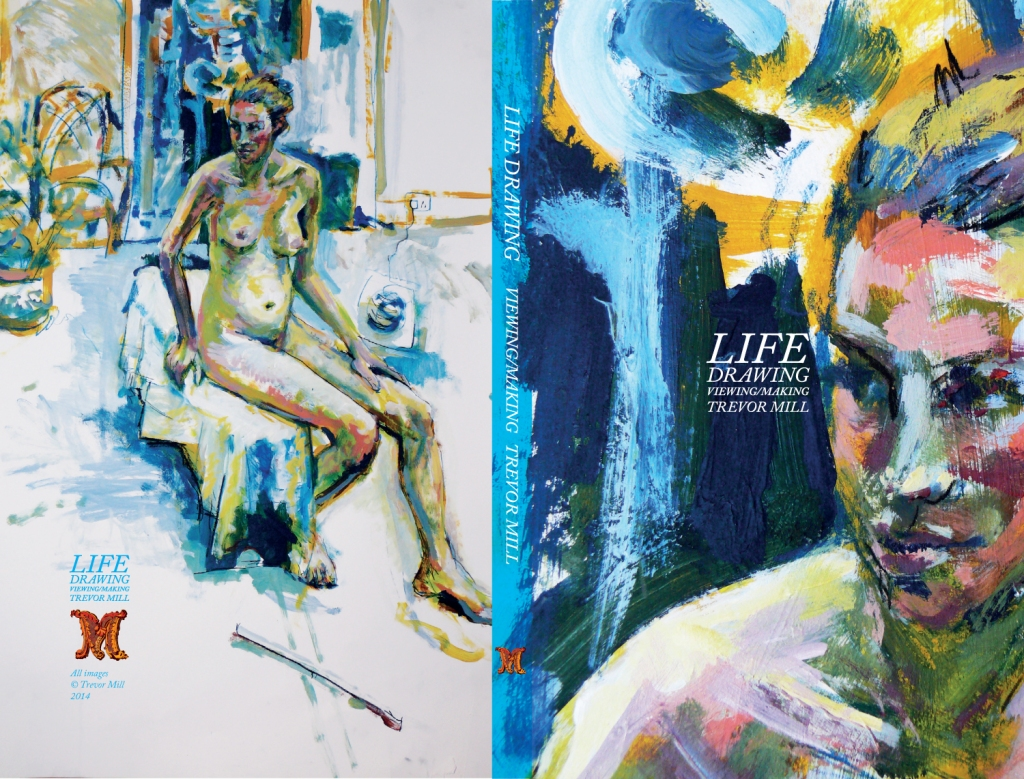 Life Drawing Viewing_Making Cover.indd