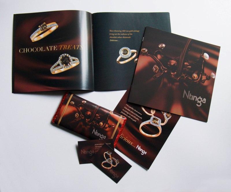 Ntinga Chocolate campaign sm