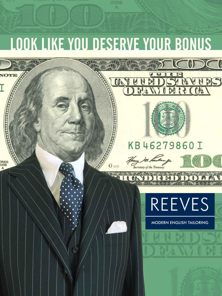 Reeves bonus ad sm